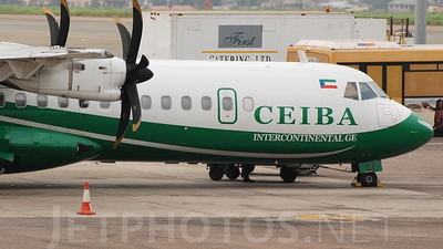 3C-LLI - ATR 72-212A(500) - Ceiba Intercontinental Airlines