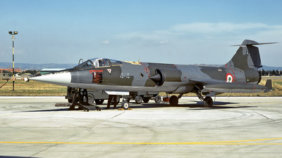 MM6929 - Lockheed F-104S ASA-M Starfighter - Italy - Air Force