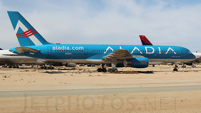 N226CL - Boeing 757-225 - Aladia Airlines