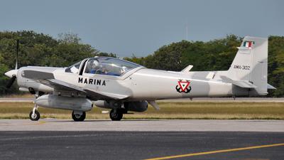 AMA-302 - Valmet L-90TP Redigo - Mexico - Navy