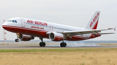 D-ABDI - Airbus A320-214 - Air Berlin