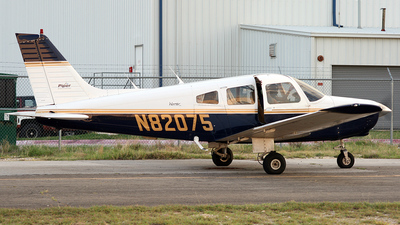 A picture of N82075 - Piper PA28161 - [288216158] - © Sunandan Subramaniam