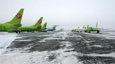 UWGG - Airport - Ramp