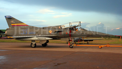 FAC3001 - Dassault Mirage 5COAM - Colombia - Air Force