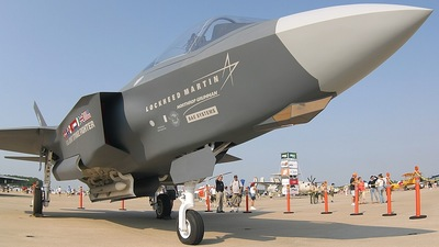 - Lockheed Martin F-35 Joint Strike Fighter - Lockheed Martin