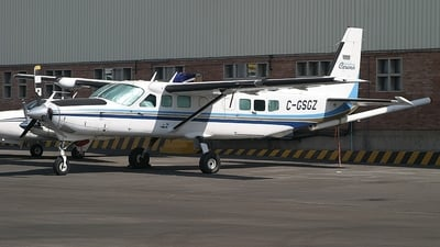 A picture of CGSGZ - Cessna 208B Grand Caravan - [208B0493] - © Ken Withers