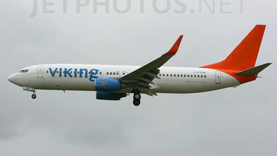 C-FTDW - Boeing 737-808 - Viking Airlines (Sunwing Airlines)