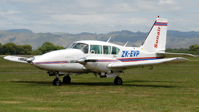 A picture of ZKEVP - Piper PA23250 - [278054053] - © Colin Hunter