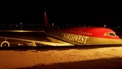 N666US - Boeing 747-451 - Northwest Airlines