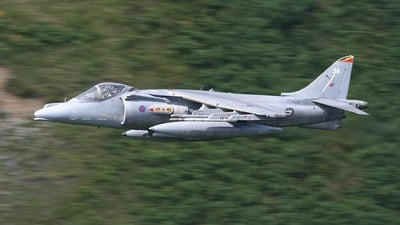 ZD409 - British Aerospace Harrier GR.7 - United Kingdom - Royal Air Force (RAF)