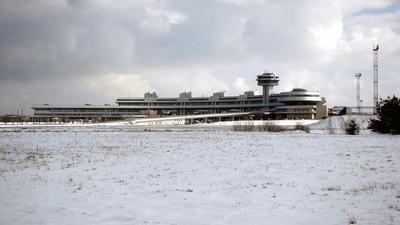 UMMS - Airport - Terminal