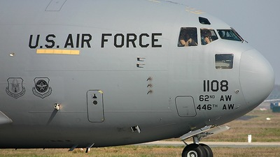 02-1108 - Boeing C-17A Globemaster III - United States - US Air Force (USAF)