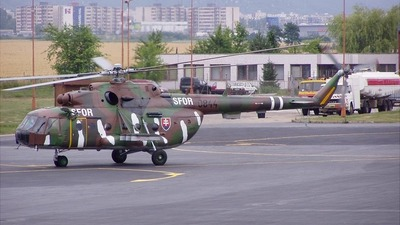 0844 - Mil Mi-17M Hip - Slovakia - Air Force