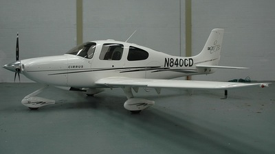 N840CD - Cirrus SR20-GTS - Private
