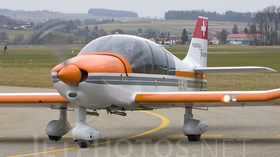 A picture of HBKIY - Robin DR400/140B - [2135] - © Monica De Guidi