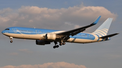 OO-TUC - Boeing 767-341(ER) - Jetairfly
