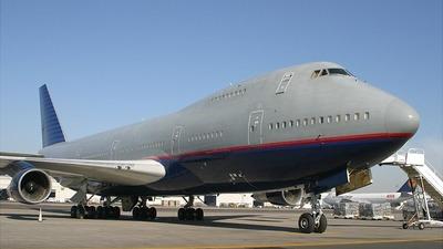 YA-EAH - Boeing 747-238B - Ariana Afghan Airlines
