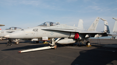 162872 - McDonnell Douglas F/A-18A+ Hornet - United States - US Navy (USN)