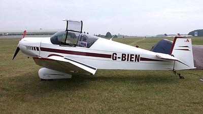G-BIEN - Jodel D120A Paris-Nice - Private