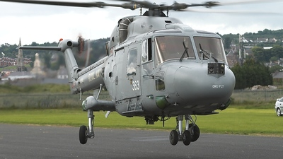 XZ696 - Westland Lynx HAS.3SGM - United Kingdom - Royal Navy