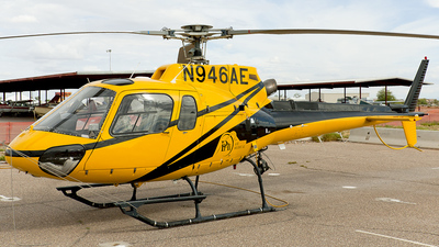 A picture of N946AE - Airbus Helicopters H125 -  - © Steve Smith