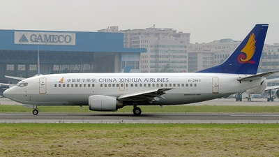 B-2943 - Boeing 737-332 - China Xinhua Airlines