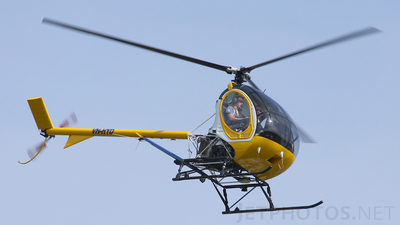 VH-HYD - Schweizer 269C-1 - Private