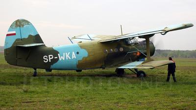 SP-WKA - PZL-Mielec An-2 - Private