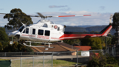 VH-EPH - Bell 412EP - Lloyd Helicopters