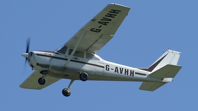 A picture of GAVHH - Cessna F172H Skyhawk - [0337] - © Neil Pulling