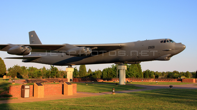 59-2601 - Boeing B-52G Stratofortress - United States - US Air Force (USAF)