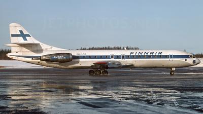 OH-LSC - Sud Aviation SE 210 Caravelle 10B3 - Finnair