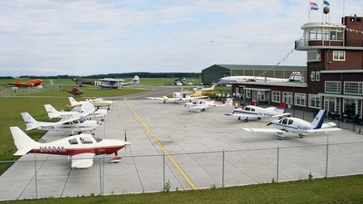 EHLE - Airport - Ramp