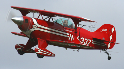 N49337 - Pitts S-1 Special - Private