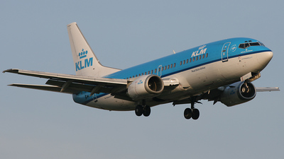 PH-BDD - Boeing 737-306 - KLM Royal Dutch Airlines