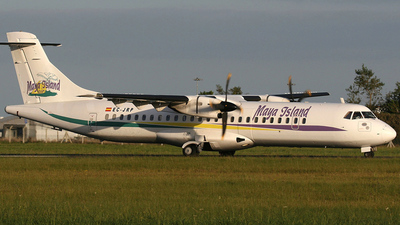 EC-JRP - ATR 72-212 - Maya Island Air (Swiftair)