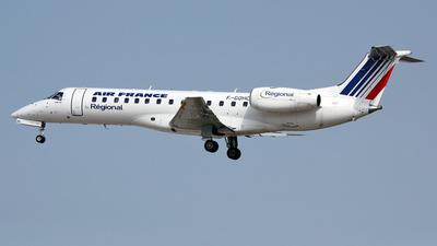 F-GOHC - Embraer ERJ-135ER - Air France (Régional Compagnie Aerienne)