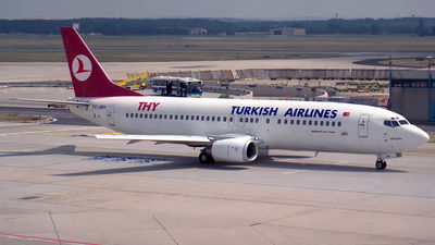 TC-JDH - Boeing 737-4Y0 - THY Turkish Airlines