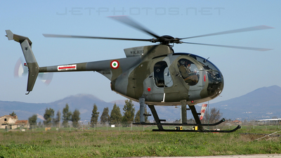 MM81353 - Breda Nardi NH-500MD - Italy - Air Force