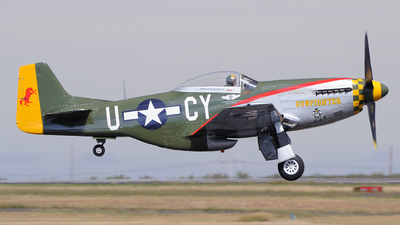 N5428V - North American P-51D Mustang - Private