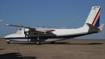 A picture of VHYJA - Aero Commander 680FL - [1734140] - © Nathan Long