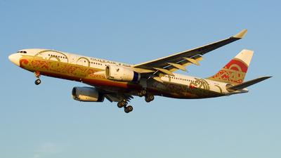 A4O-KF - Airbus A330-243 - Gulf Air