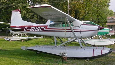 C-GNGC - Cessna A185F Skywagon - Private