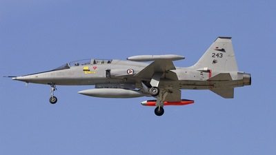 243 - Northrop F-5B Freedom Fighter - Norway - Air Force
