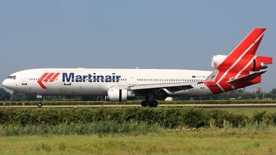 PH-MCP - McDonnell Douglas MD-11(CF) - Martinair