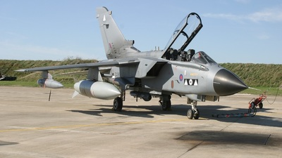 ZA369 - Panavia Tornado GR.4A - United Kingdom - Royal Air Force (RAF)