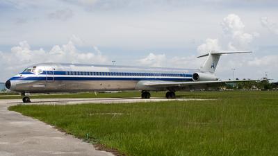S9-TOB - McDonnell Douglas MD-82 - Transafrik International
