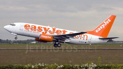 G-EZJC - Boeing 737-73V - easyJet