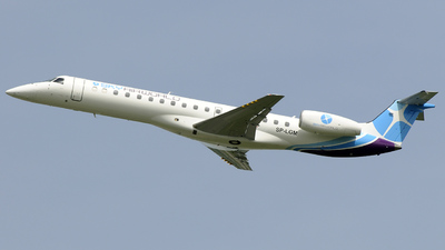 SP-LGM - Embraer ERJ-145MP - SkyAirWorld