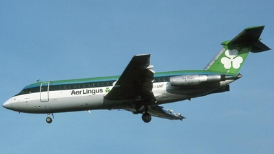 EI-ANF - British Aircraft Corporation BAC 1-11 Series 208AL - Aer Lingus